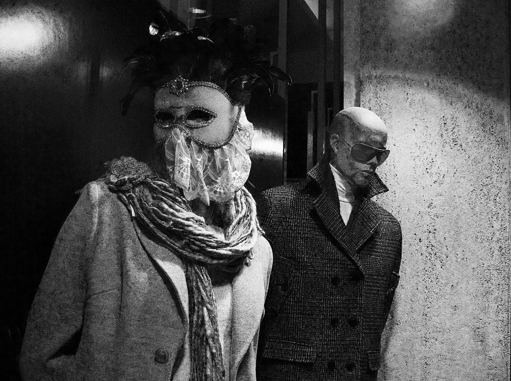 mockups in mask