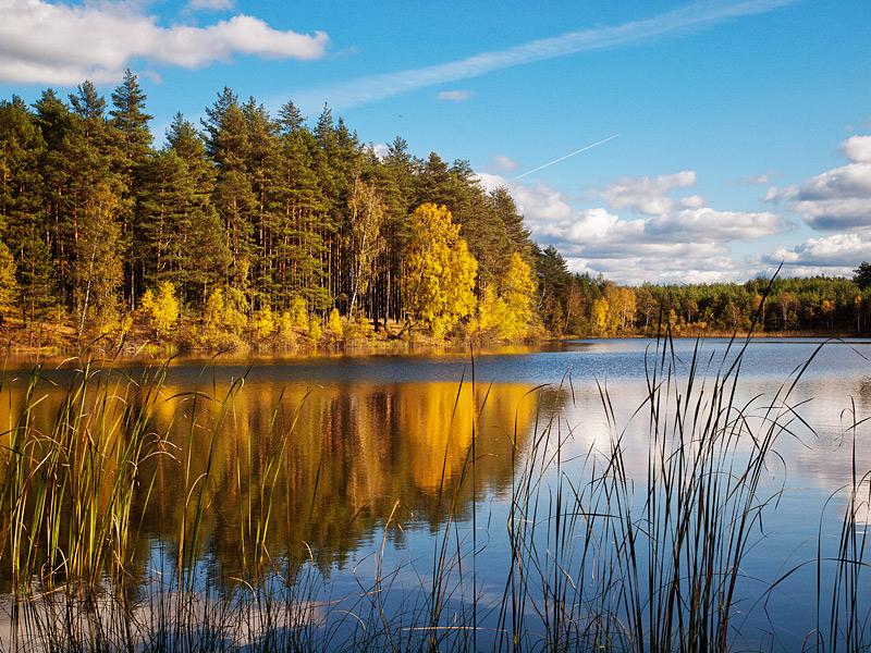Moczadlo lake