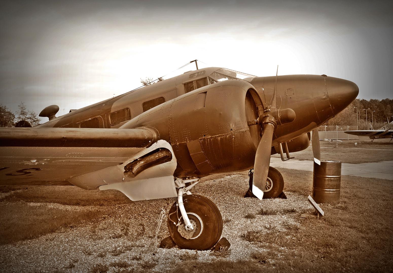 Model 18 Twin Beech