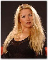 Model Alicia DaSilver