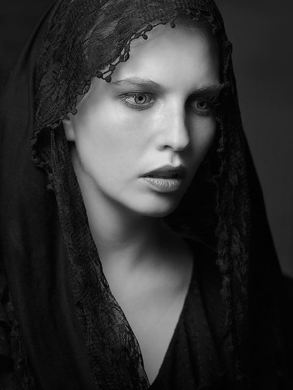 Model Anna Sroka