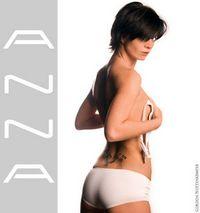 Model Anna W. (hakkefee)