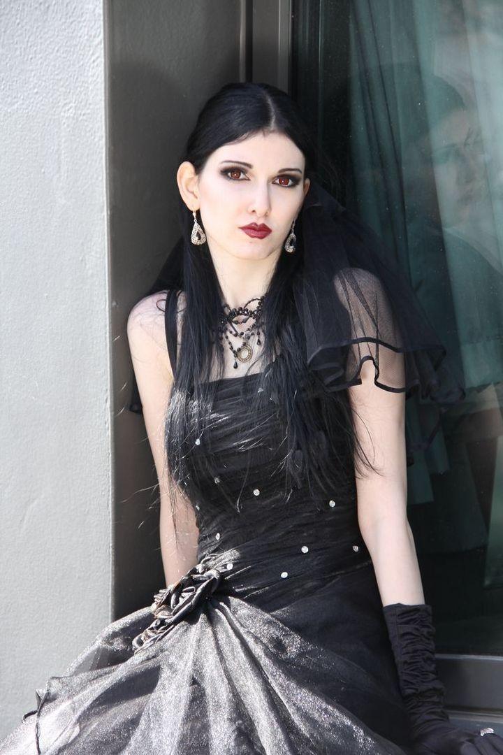 Model Ariana Servas