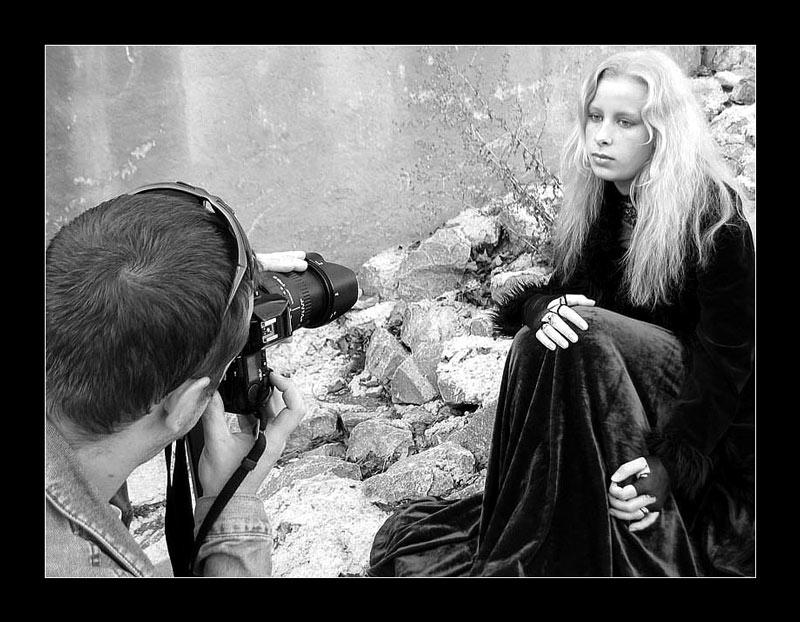 Model & Fotograf