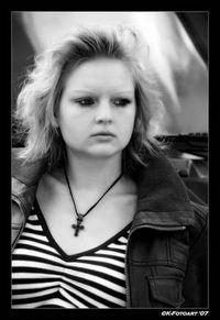 Model Heidi D.