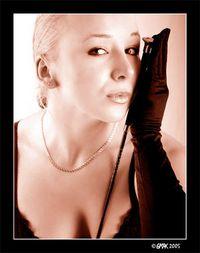 Model Jessica Risenhuber