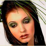 Model kittykill & Make-Up-Artistin nadine