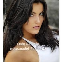 Model Lady Königin