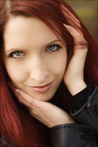 Model- Makeup-Artistin Chimaira