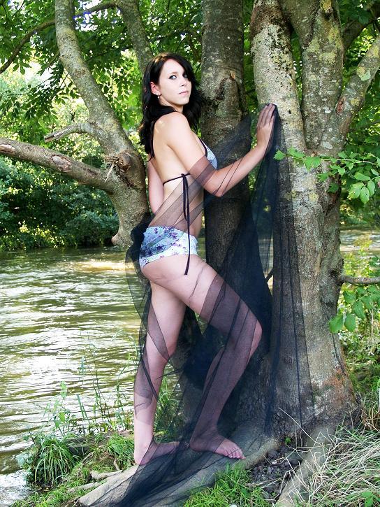 Model Melanie