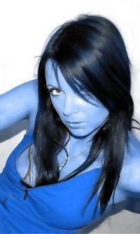 Model Michelle Chevrier