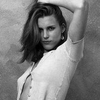 Model Nadine Berlin