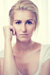 Model Nadine S..