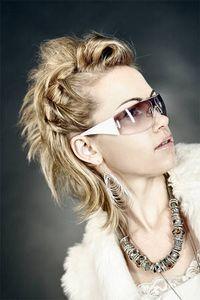 Model Olga