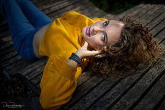 Model Patrizia Weiß