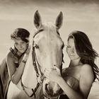 Model / Pferde Shooting