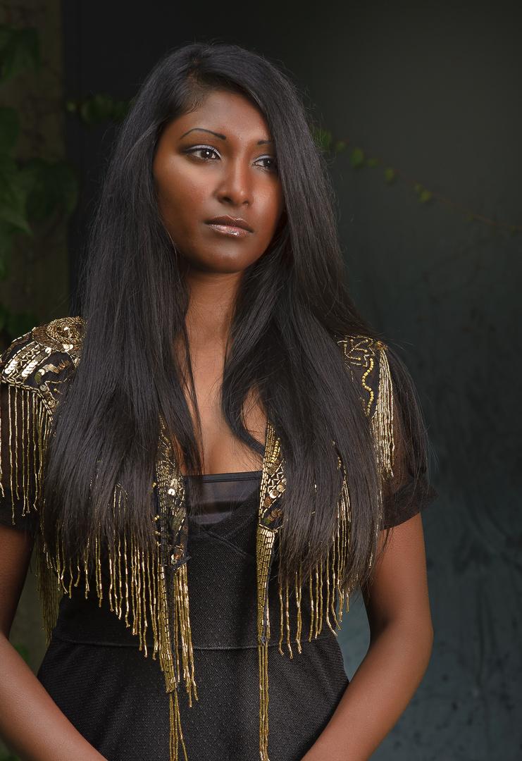 Model Rose Khan