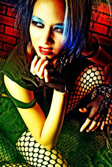 Model: Sarah | 2008 | 2