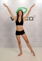 Model Sarah: zum Himmel