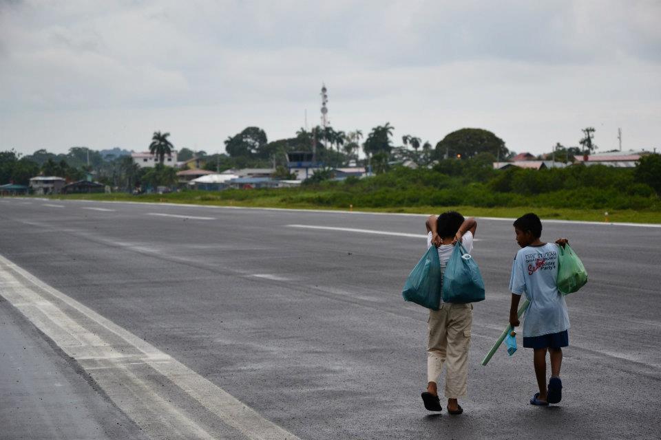 Modelflugplatz, Panama, Bocas del toro