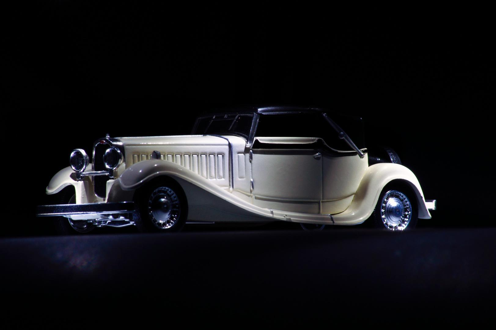Modell Bugatti SC 57 Coupe Atlantic