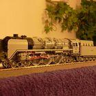 Modell Dampflock Baureihe 05 (Zu Kriegszeiten)