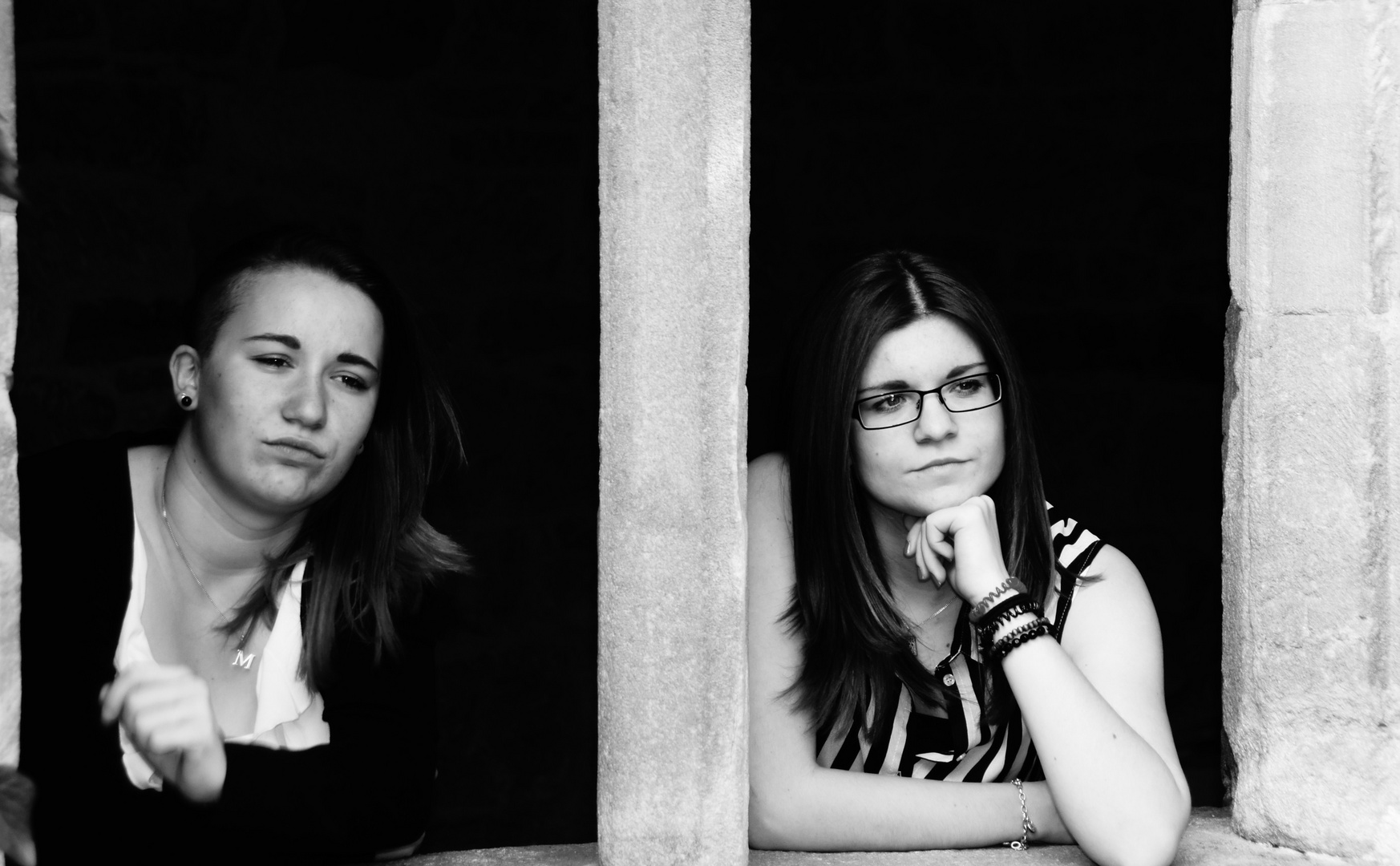 Modell Melli & Melina