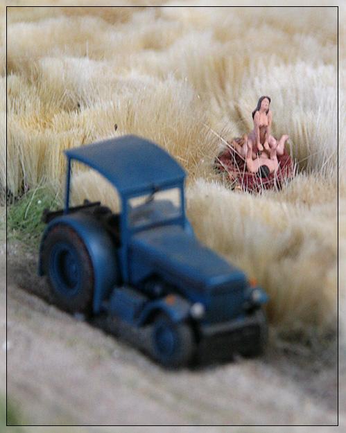 Modellbahn-Träume!