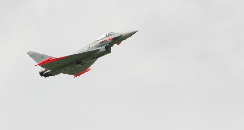 Modellflugzeug oder doch echt?