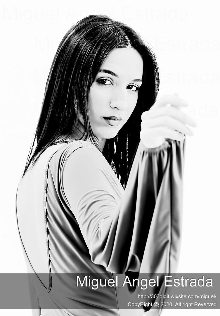 Modelo Natalia Arenas