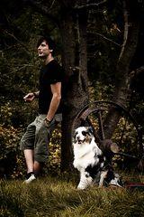 Models Nico und Ayko