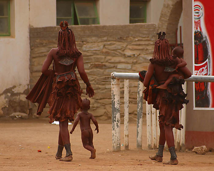 modern Himba
