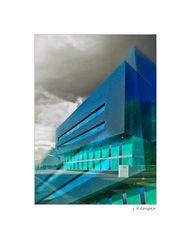 - moderne Architektur -