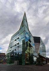 Moderne Architektur am IJDock