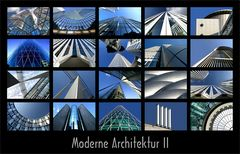 MODERNE ARCHITEKTUR II *