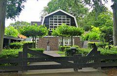 Moderne Architektur in Bergen / NL ...
