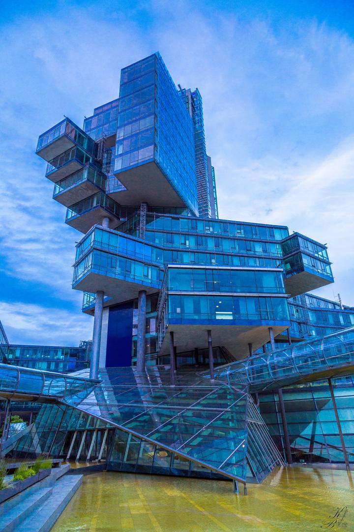 Moderne Architektur In Hannover Foto Bild Hannover