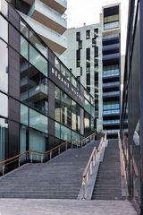 Moderne Architektur in Mailand