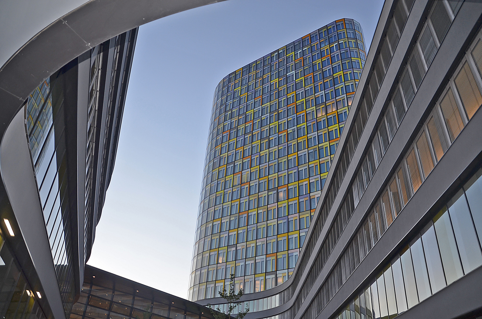 Moderne Architektur In Hannover Foto Bild: Moderne Architektur In München Foto & Bild