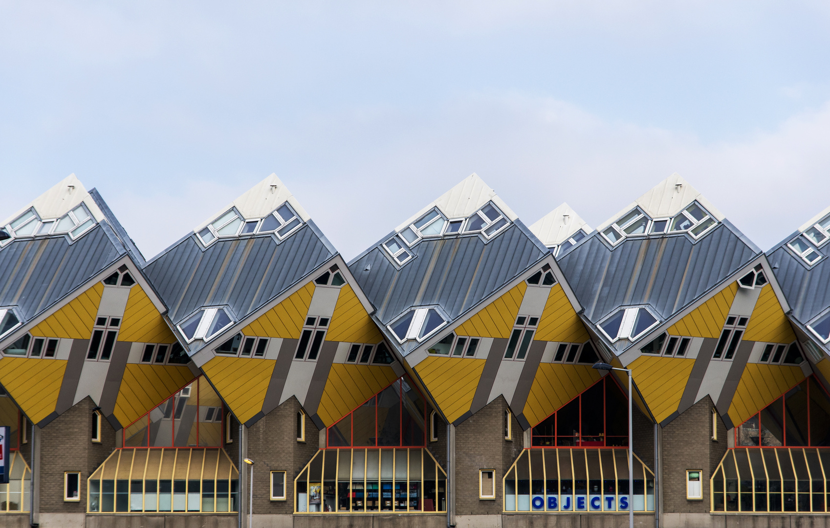 Moderne architektur in rotterdam foto bild world - Architektur rotterdam ...