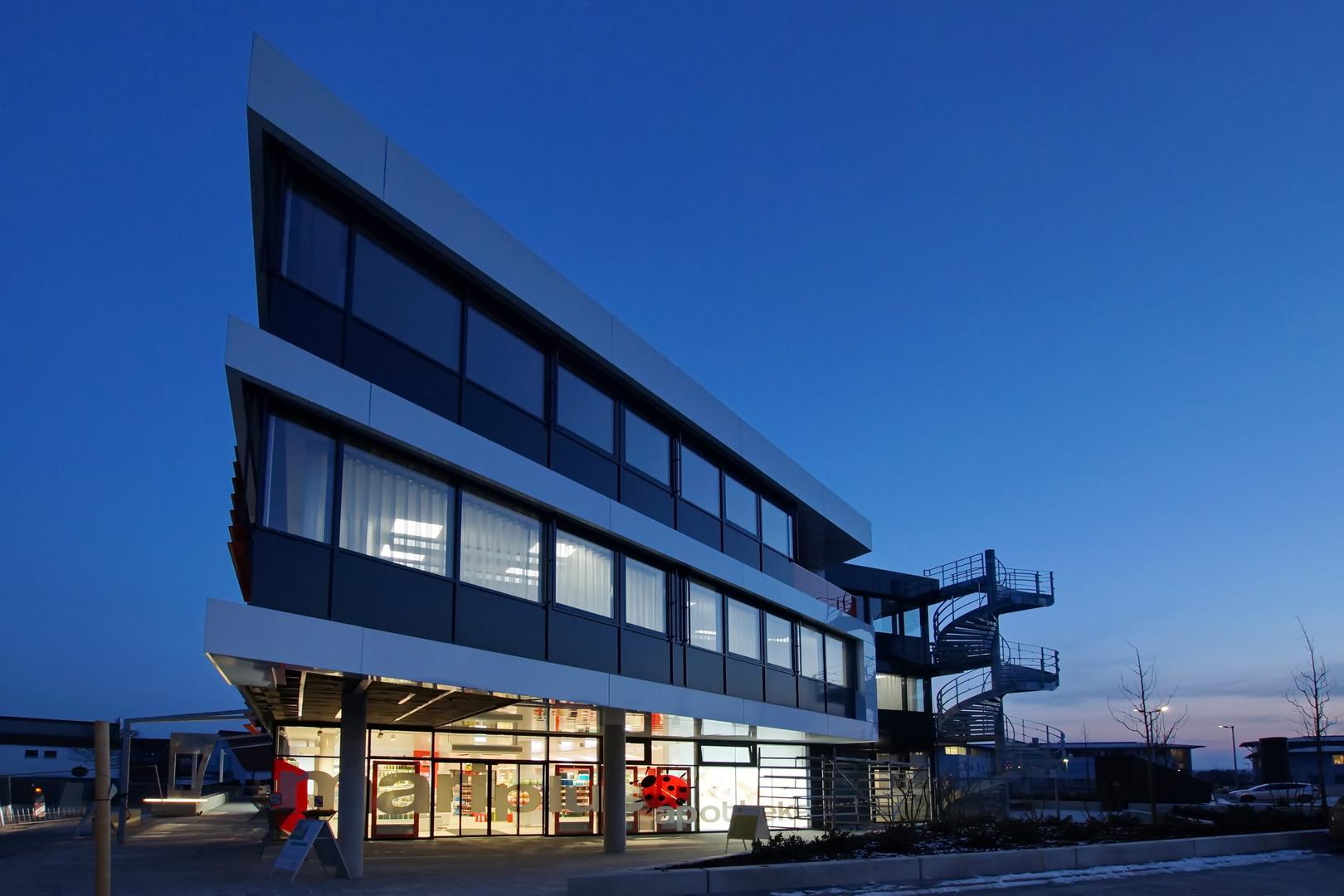 Moderne Büroarchitektur
