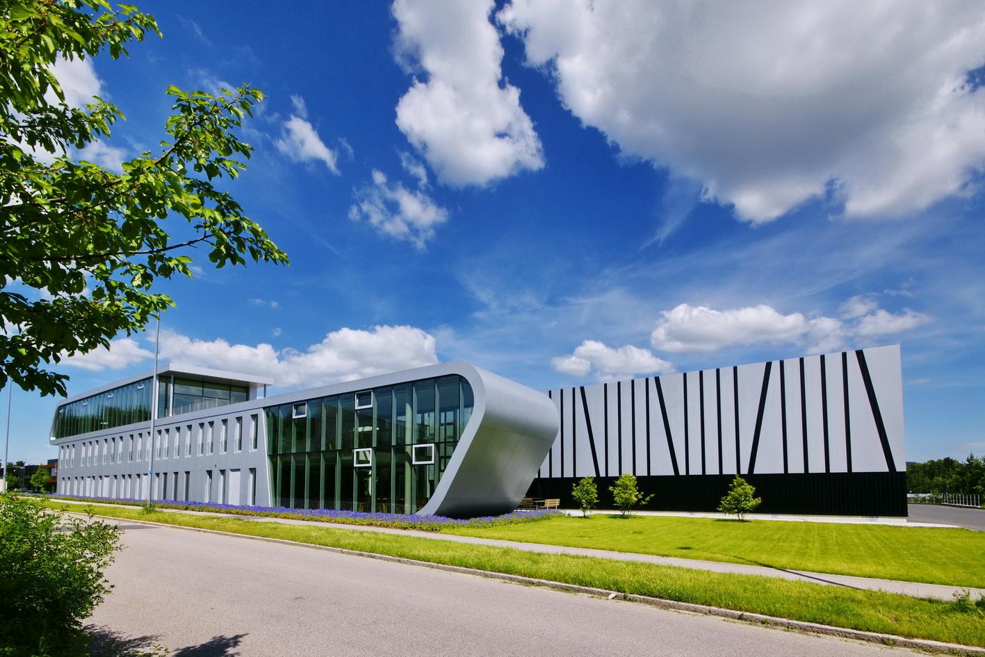 Moderne Industriearchitektur Foto Bild Architektur