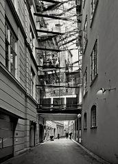 Moderne Kaufhausarchitektur in der Grazer Altstadt!