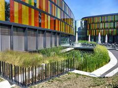 Moderne Krankenhausarchitektur