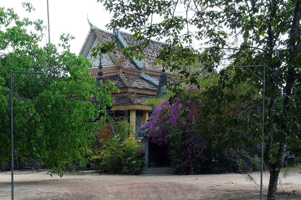 Moderne Tempelanlage - Angkor-Wat