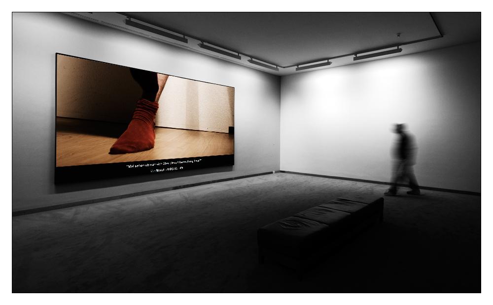 ModerneKunst [...] - Auf dem Weg in die Zensur