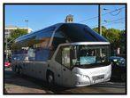 Moderner Reisebus