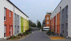 Moderner Siedlungsbau 2