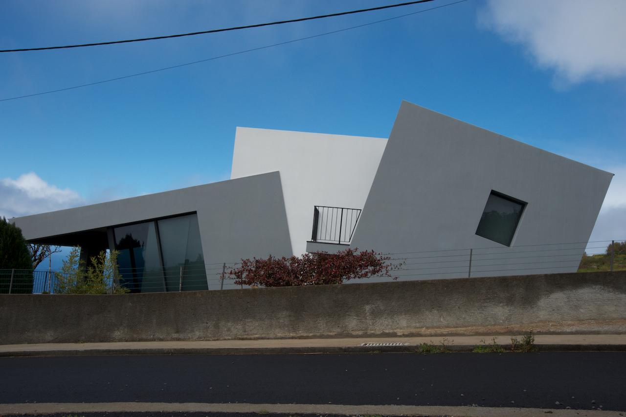 Modernes auf Madeira