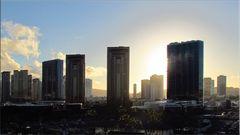 modernes Honolulu
